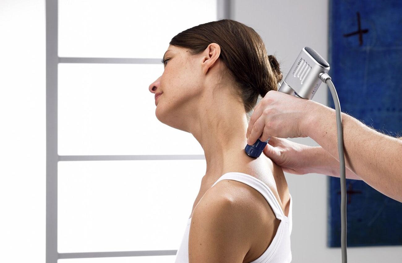 Лечение позвоночника ударно волновым методом