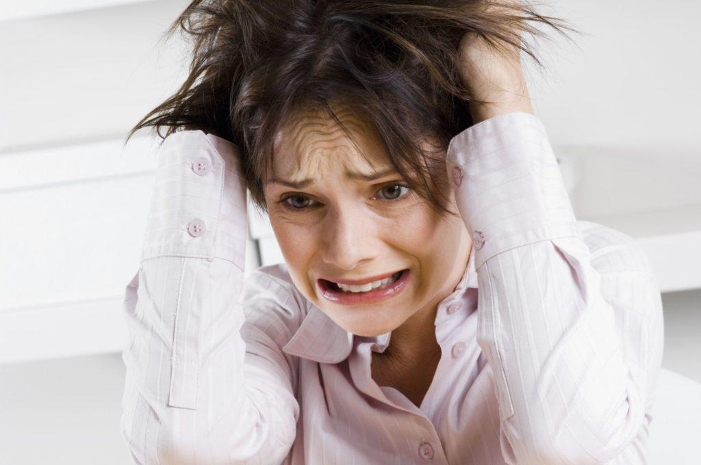 Обострение цистита на нервной почве